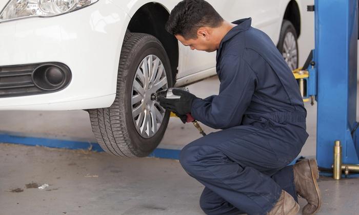 Azle Discount Tire - Azle: $25 for $45 Worth of Car Care — Azle Discount Tire Center