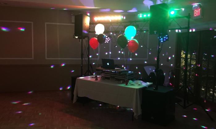 Evolution Djs - Philadelphia: Four Hours of DJ Services and Lighting from Evolution DJS (45% Off)