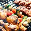 BBQ-pakket met sauzen en salades
