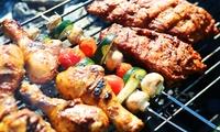 Formule BBQ culinaire complet pour 6 personnes de MyCooks, livré à domicile dans toute la Belgique