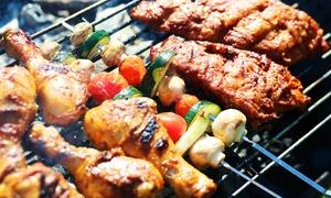 My Cooks: Compleet verzorgd culinair BBQ-arrangement voor 6 personen van MyCooks, thuisbezorgd door heel België