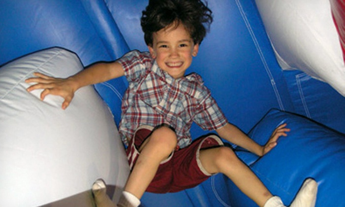 Jump!Zone - Keystone: $16 for Four Indoor Playground Visits to Jump!Zone ($32 value)