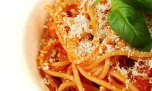 Picciolo Italian Bistro: Italian Meal for Two or Four with Appetizers, Entrees, and Desserts at Picciolo Italian Bistro (49% Off)