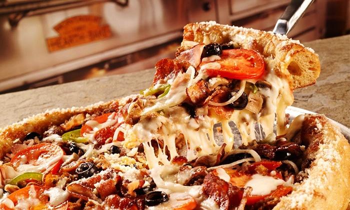 Mellow Mushroom - Greensboro: Pizza, Calzones, Hoagies, and Salads at Mellow Mushroom (40% Off)