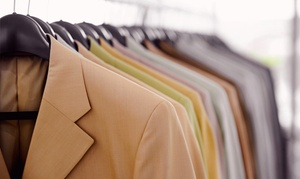 Pressxpress Cleaners Pembroke Pines: $17 for $30 Worth of Garment Care at Pressxpress Cleaners Pembroke Pines
