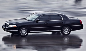 Transgap Executive Limousine: One-Way or Round-Trip Ride to or from BWI, IAD, or DCA from Transgap Executive Limousine (Up to 56% Off)