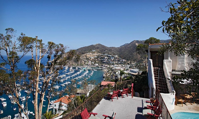 null - Los Angeles: Stay at Zane Grey Pueblo Hotel on Catalina Island, CA, with Dates Available into October