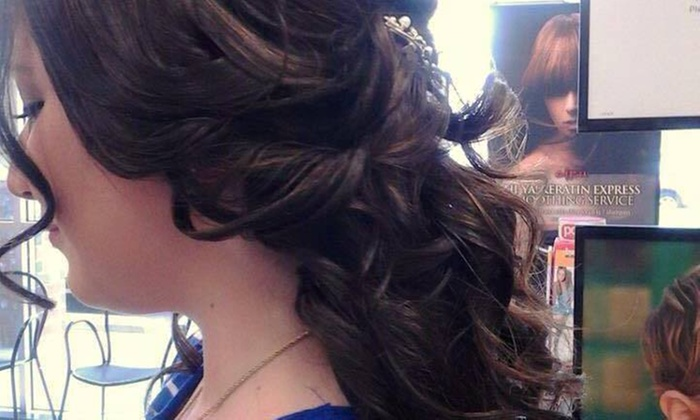 Hair By Lisa - Kill Devil Hills: $25 for Special Occasion Up-Do from Hair By Lisa ($50 Value)