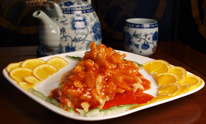 Cafe 99 - St. Paul: Chinese Dinner for Two or Four, or Chinese Food for Takeout at Cafe 99 (Up to 38% Off)
