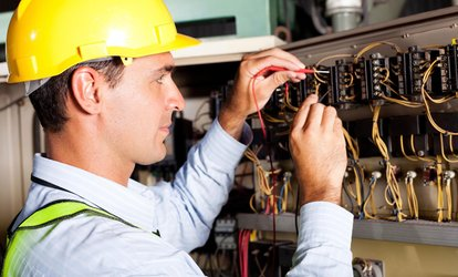 image for $34 for $75 Worth of <strong>Electrician</strong> Services — Cornerstone Electric