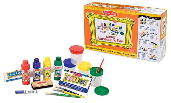Kids Easel Or Easel Accessories Groupon Goods