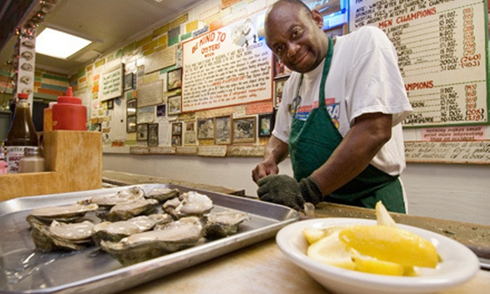 Wintzell's Oyster House - Tuscaloosa: $15 for $30 Worth of Seafood and Steak at Wintzell's Oyster House
