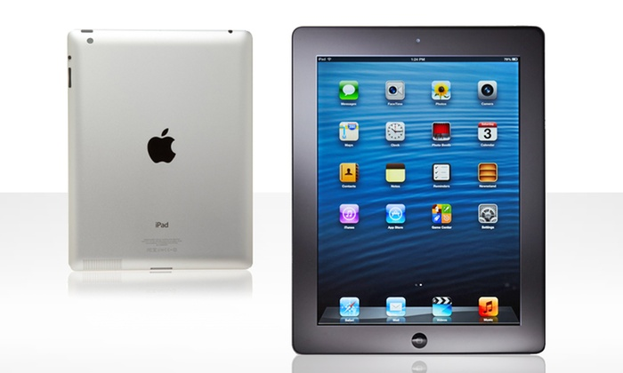 Apple iPad 3rd Generation Wi-Fi + Cellular: Apple iPad 3rd Generation in White for Verizon or AT&T (Manufacturer Refurbished) (29% Off). Free Shipping & Returns.