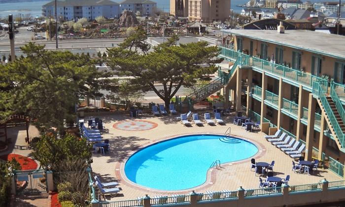 Days Inn Oceanfront - Ocean City, MD: Stay at Days Inn Oceanfront in Ocean City, MD. Dates Available into October.