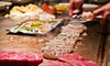 Arigato Japanese Steak House - Brighton: $17 for $35 Worth of Sushi and Hibachi Cuisine at Arigato Japanese Steakhouse and Sushi Bar