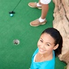 Up to 53% Off Mini Golf