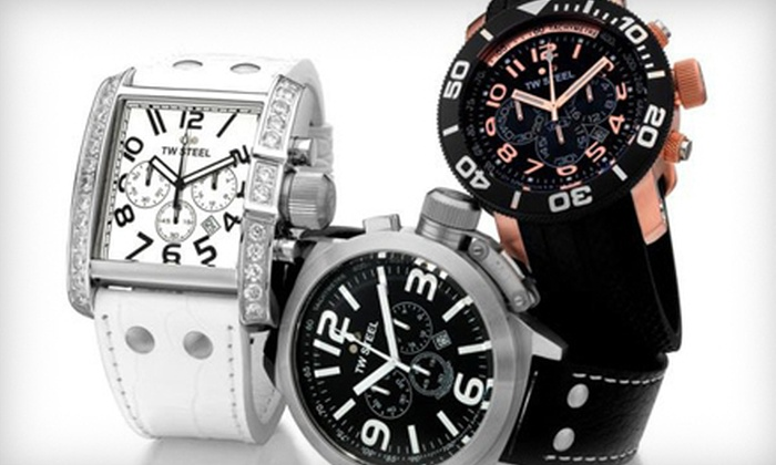 BT Watches and Jewelry - Utica: $35 Worth of Watches or Jewelry