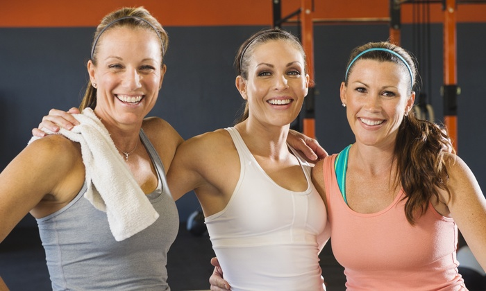 Angie's Boot Camp - Garland: $49 for One Month of Unlimited Boot-Camp Classes at Angie's Boot Camp ($149 Value)