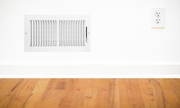 Happy Ductz - Washington DC: $45 for an Air-Duct Cleaning Package from Happy Ductz ($375 Value)