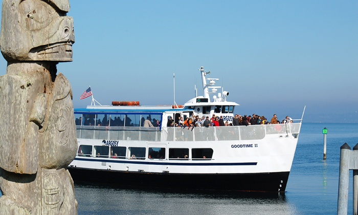 Argosy Cruises - Central Business District: Captain's Club Membership for Two or Four, Including Free Tours and Discounted Cruises, from Argosy Cruises (Half Off)