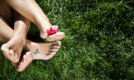Toenail-Fungus Removal for One or Both Feet or Two Wart-Removal Sessions at Body Bar Laser Clinic (Up to 78% Off)