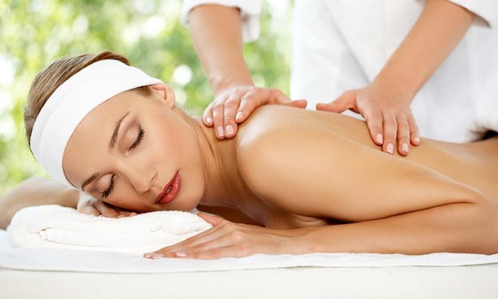 Emily at Salon Cherry Hills - Greenwood Village: One or Three 60-Minute Swedish or Deep-Tissue Massages from Emily at Salon Cherry Hills (Up to 52% Off