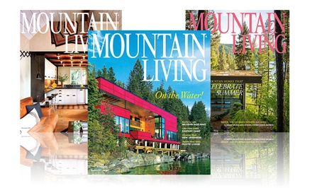 One- or Two-Year Subscription to _Mountain Living_ (Up to 53% Off)