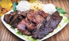 J & J Hawaiian - Cupertino: Barbecued Meats, Teriyaki Bowls, and More at J & J Hawaiian Barbecue (Up to 52% Off). Two Options Available.