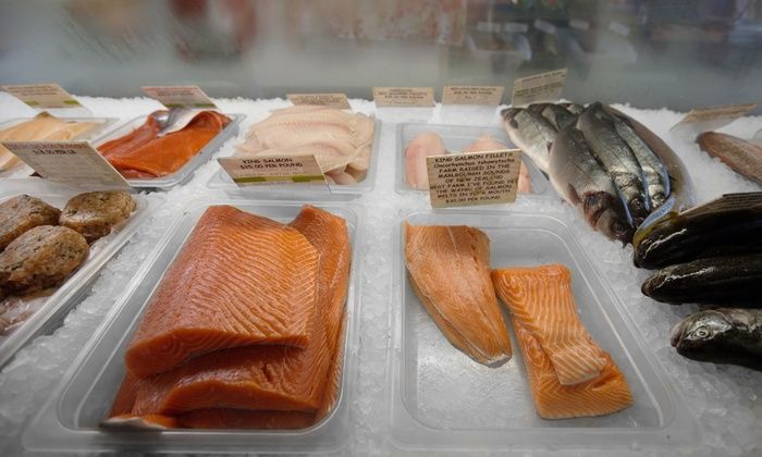 Dirk's Fish & Gourmet Shop - DePaul: $20 for $35 Worth of Fresh and Prepared Fish and Seafood at Dirk's Fish & Gourmet Shop