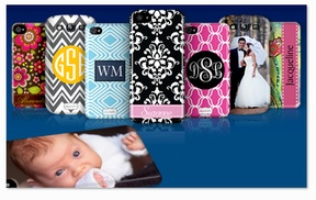 $20 For $45 Worth Of Custom Cases For The Iphone, Ipad, Ipod Or Samsung Galaxy From Mycustomcase.com