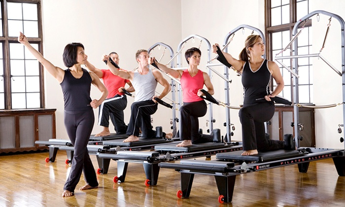 choose from three options - Pilates Reformer Machine