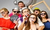Dynamo Entertainment: Two-Hour or Four-Hour Photo-Booth Rental from Dynamo Entertainment (Up to 60% Off)
