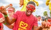 The Flying Tomato Festival - Turner Field: Entry for One, Two, or Four to the Flying Tomato Festival on Saturday, April 16 (Up to 63% Off)