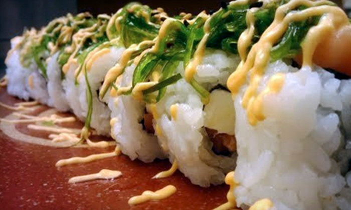 Birmingham Sushi Classes - Forest Park: Beginner-Sushi-Making Class for 1, 2, or 4 with Complimentary Snacks and Rolls from Birmingham Sushi Classes (52% Off)