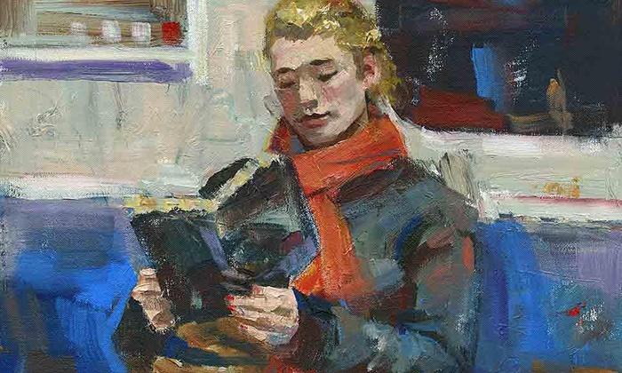 Darren Thompson Fine Art - Chicago: $99 for $200 Worth of Oil-Painting Prints at Darren Thompson Fine Art