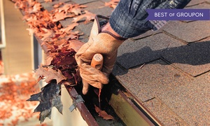Complete Home Services, LLC: $75 for Gutter Cleaning for a Home Up to 2,500 Square Feet from Complete Home Services ($199 Value)
