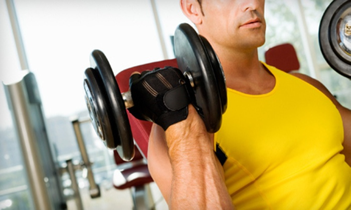Fitso Gym - Brookside: 3-, 6-, or 12-Month Membership Package with Unlimited Fitness Classes at Fitso Gym (Up to 90% Off)