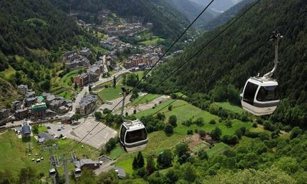 Andorra: habitación twin para 2 personas con desayuno y bebida de bienvenida en Hotel Patagonia Atiram 4*