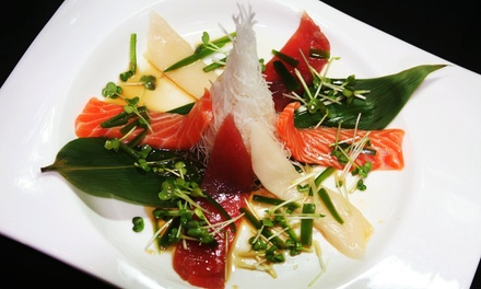 $23 for $40 Worth of Sushi and Contemporary Grill Cuisine at Swordfish