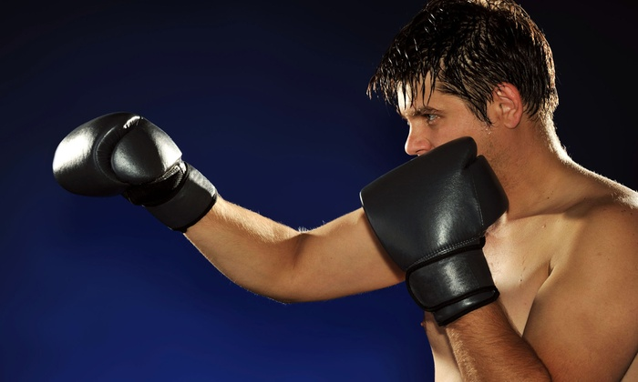 The Jym - Allen: $25 for 10 Group Boxing Classes at The Jym ($100 Value)