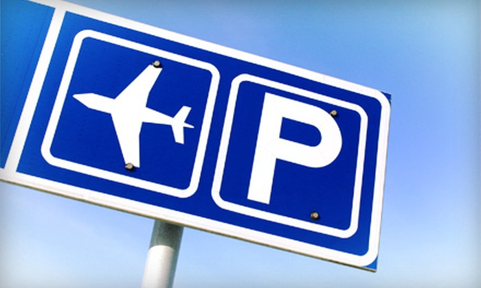 Airpark IAH - IAH Airport Area: 3, 5, 7, or 10 Consecutive Days of Covered Airport Parking with Terminal Transport at Airpark IAH (Up to 56% Off)