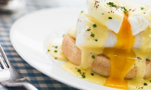 Sunrise Cafe - Fishers: $17 for Two Groupons, Each Valid for $15 Worth of Breakfast and Lunch at Sunrise Cafe ($30 Value)