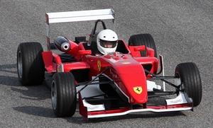 Conduce un Fórmula 2.0 con 220 CV y cambio secuencial en un circuito profesional por 99 €