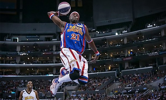 Harlem Globetrotters - Reno Events Center: Harlem Globetrotters Game at the Reno Events Center on Tuesday, January 21, at 7 p.m. (Up to 41% Off)