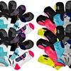 HEAD Women's Athletic No-Show Socks (24-Pack)