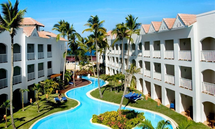 Hotel Be Live Grand Punta Cana - Boston: Three-, Four-, Five-, or Seven-Night All-Inclusive Stay at Hotel Be Live Grand Punta Cana in the Dominican Republic