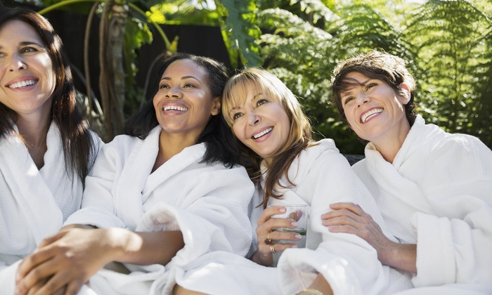 The Woodhouse Day Spa - Detroit - Downtown Detroit: Relax with a Lavender Massage, Facial, or Both at The Woodhouse Day Spa (Up to 51% Off)