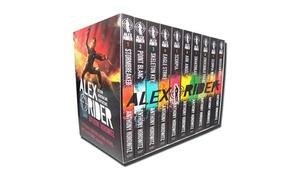 Alex Rider Ten-Book Set