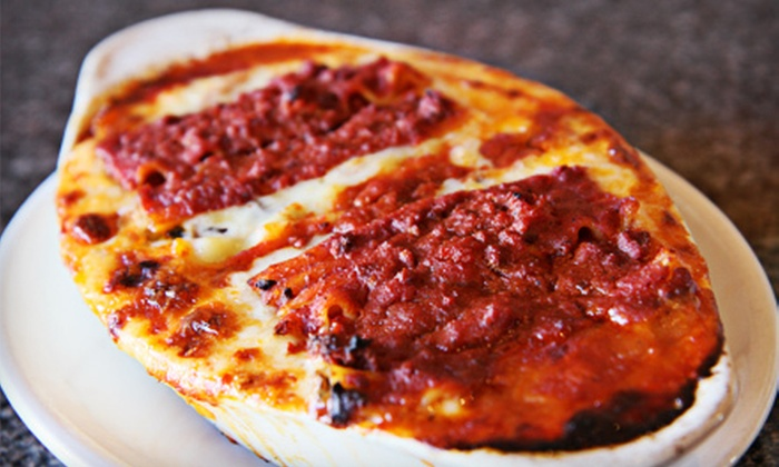 Barbiere's Italian Inn - South Milwaukee: $10 Worth of Italian Food