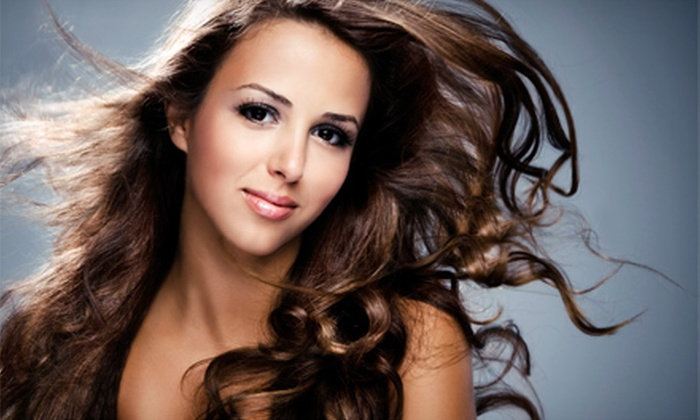 Rock N Roll 56 Salon & Spa - Broadlands: $35 for a Women's Haircut and Deep Conditioning at Rock N Roll 56 Salon & Spa ($65 Value)